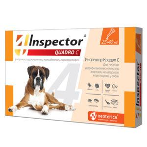 Inspector Quadro C для собак 4-10кг Neoterica