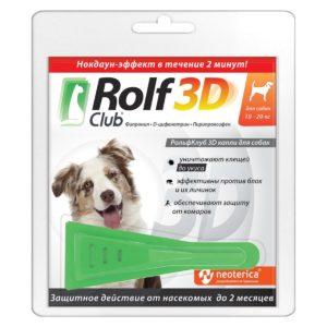 Капли ROLF CLUB 3D